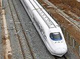 Längste Schnellzugstrecke der Welt: China und Russland planen Superbahn