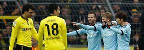 Leverkusen patzt, Stuttgart punktlos: HSV demütigt Meister Dortmund