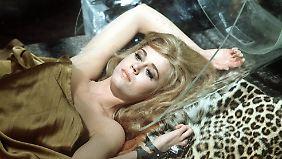 In den 60er und 70er ein Sexsymbol: Jane Fonda.