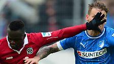 """In Hannover verkündete Manager Andreas Müller am 21. Spieltag eine einfache Wahrheit: """"Der beste Fußball ist der einfache Fußball."""""""
