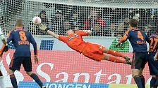 """Die Bundesliga in Wort und Witz: """"Das Leben endet nicht mit solchem Dreck"""""""