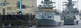 Bundesregierung in der Kritik: Waffenexporte bleiben geheim