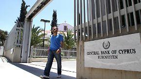 Bodenschätze vor der Küste?: Zypern sucht nach Öl