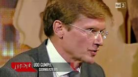Udo Gümpel berichtet für RTL und n-tv aus Rom.