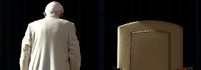 Papst tritt zurück: Acht verlorene Jahre