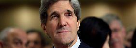 Erste Rede als US-Außenminister: Kerry bekräftigt Führungsanspruch