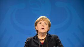 Politische Reaktionen auf Papst-Rücktritt: Merkel würdigt Ratzingers Verdienste