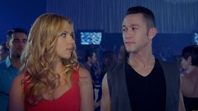"Joseph Gordon-Levitt und Scarlett Johansson in ""Don Jon's Addiction""."