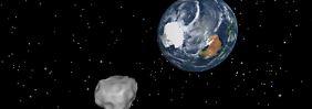 """Der Asteroid kommt!: Wie man """"2012 DA 14"""" sehen kann"""