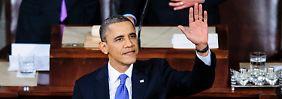 Freihandelszone über den Atlantik: Obama umwirbt Europa