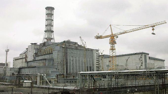 Die Atomruine von Tschernobyl steht für die Grenzen der Beherrschbarkeit der umstrittenen Technologie.