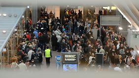 Erneute Streiks: Fluggäste zunehmend genervt