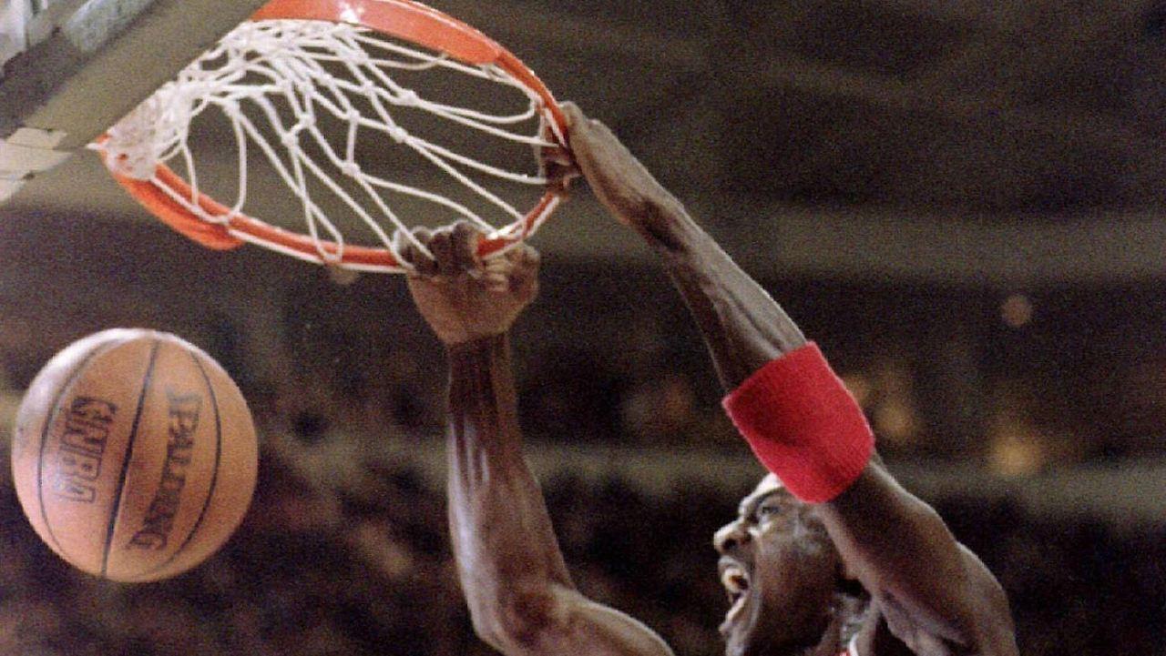 Bester Basketballer aller Zeiten: Michael \