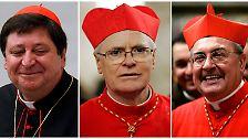 Bilderserie: Wer folgt auf Benedikt XVI.?