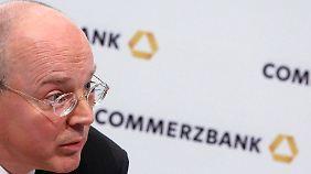 Nur sechs Millionen Gewinn: Commerzbank kommt nicht in Schwung