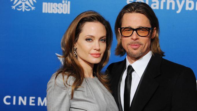 Angelina Jolie und Brad Pitt fühlen sich in Frankreich sehr wohl.