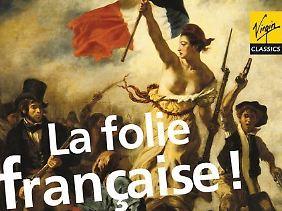 """""""Die Freiheit führt das Volk"""" von Delacroix ziert das Cover der Edition."""