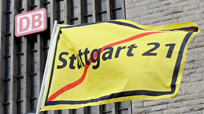 Die Bahn will das Land Baden-Württemberg unbedingt an den Mehrkosten von Stuttgart21 beteiligen.