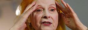 Nicht so viele Kleider kaufen!: Vivienne Westwood gibt Kate Rat