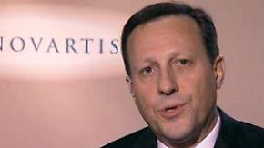 Neue Debatte über Managergehälter: Novartis-Chef erhält Millionen