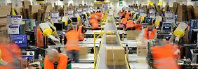 Versandhändler unter Druck: Amazon feuert zweite Firma