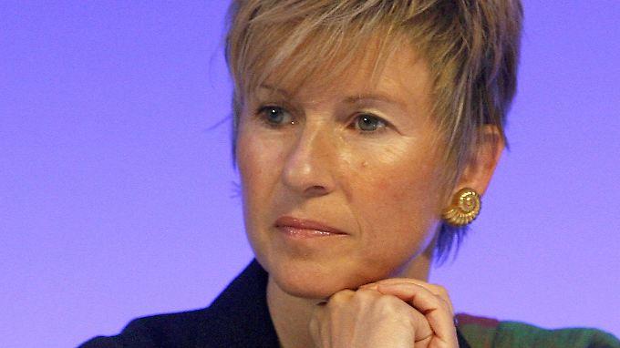 Susanne Klatten: Keine Frau, die sich mit der zweiten Reihe begnügt.