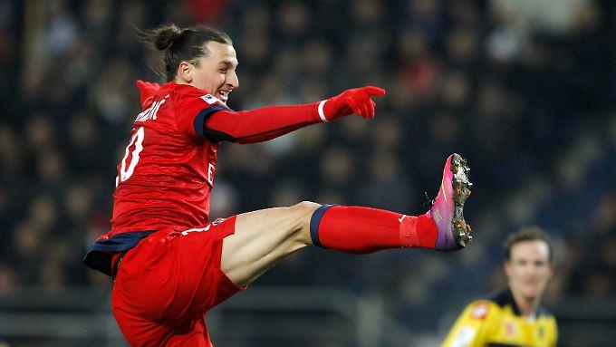 Ibrahimovic wird von seinen Kritikern als arrogant bezeichnet.