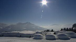Winterreise Spezial: Im Alpenigludorf in Brixen