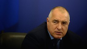 Regierungschef Borissow sagte, er hänge nicht an der Macht, schon gar nicht, wenn wegen der gewählten Regierung Blut vergossen werde.