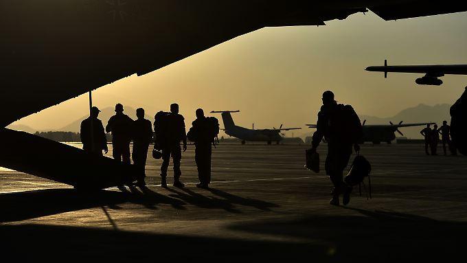 In Afghanistan werden auch in den kommenden Jahren Bundeswehrsoldaten gebraucht.