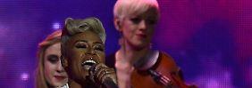 Brit Awards ehren Nachwuchs: Emeli Sande räumt ab