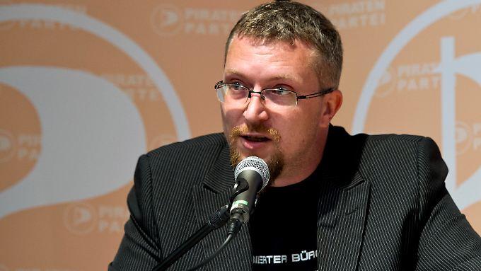 Michael Hensel will sich weiter in der Partei engagieren.