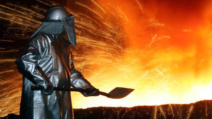 Heiße Kursfantasien haben Anleger derzeit beim Stahlhändler KlöCo.