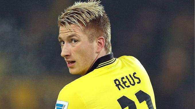 """""""Gladbach hat es mir ermöglicht, dass ich jetzt da bin, wo ich bin"""": Marco Reus."""