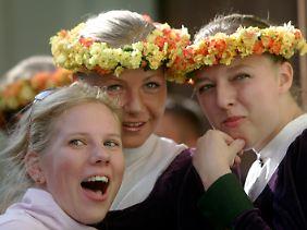 Bis zum Riga City Festival dürfte die EZB-Entscheidung feststehen: Das Sommerfest in der lettischen Hauptstadt beginnt Mitte August.