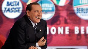 Angst vor Rückfall in die Krise: Finanzwelt graut es vor Berlusconi