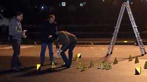 Krimi in Oberhausen: 23-jähriger Rocker niedergeschossen