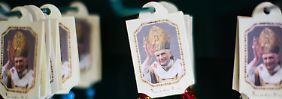 Benedikt XVI. ändert die Regeln: Papst kann früher gewählt werden