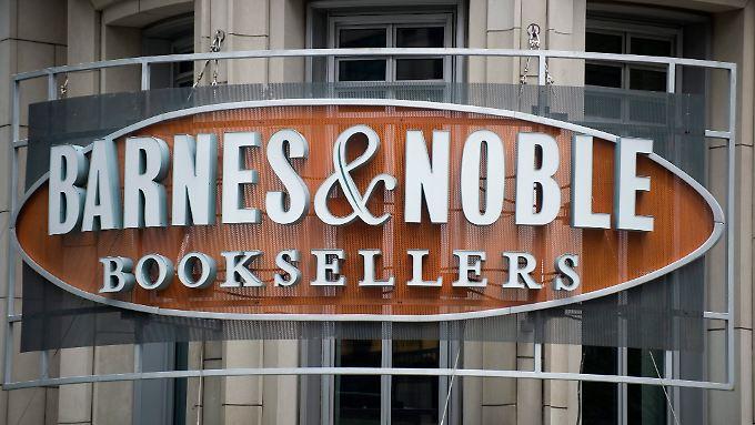 Ubernahmefantasie Wachst Barnes Noble Aktie Gewinnt 24 Prozent