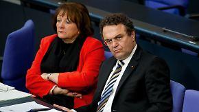 Streit über NPD-Verbotsantrag: Justizministerin kritisiert Vorstoß