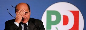 Italien sucht eine Regierung: Bersani will mit Grillo sprechen