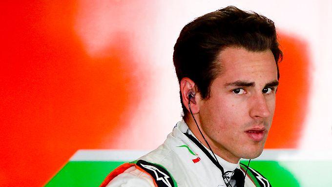 Adrian Sutil steht vor der Rückkehr in die Formel 1.