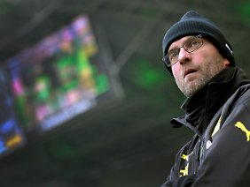 Angstgegner-Trainer: BVB-Coach Jürgen Klopp.