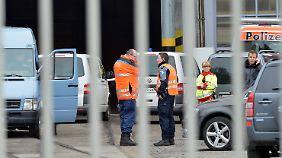 Blutbad in Schweizer Holzfabrik: Amokläufer erschießt Kollegen
