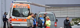 Amoklauf in der Schweiz: Gemeinde steht unter Schock