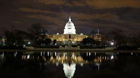 Sprung von der Fiskalklippe: US-Etatkürzungen gefährden Wachstum