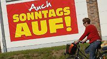 Sonderregel für Mecklenburgs Badeorte: Läden weiter sonntags offen