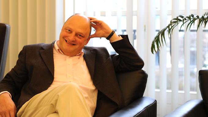 Olaf Glaeseker war viele Jahre lang der Sprecher von Christian Wulff, während Wulffs Zeit als Bundespräsident wurde er gefeuert.