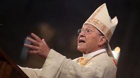 Walter Kasper ist der älteste Kardinal, der mitwählen darf.