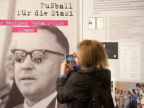 Stasi-Chef Erich Mielke